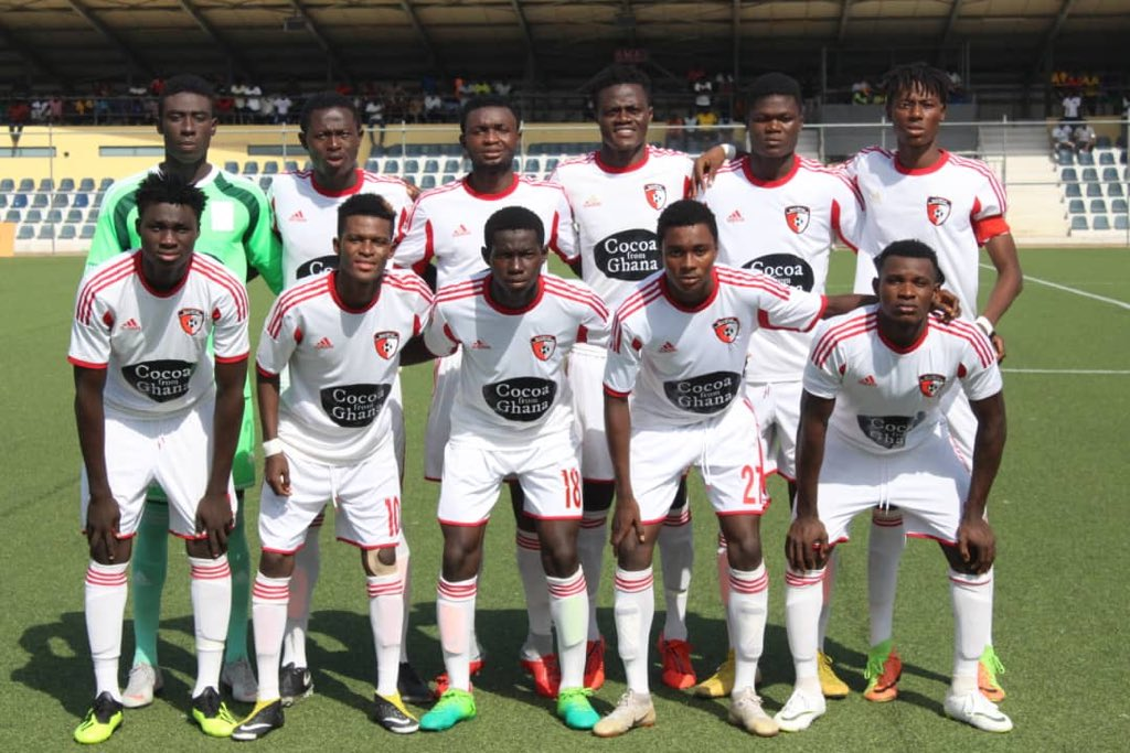 Special Competition: WAFA beat Hearts of Oak to go top of Premier B table